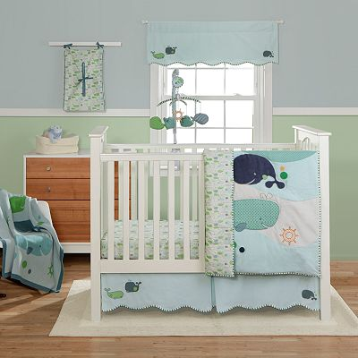 Banana Fish Little Whales Bedding Coordinates