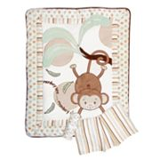Trend Lab Morgan the Monkey Bedding Coordinates