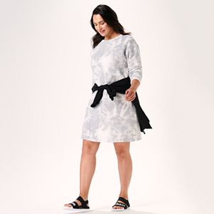Plus Size Sporty Chic Outfit