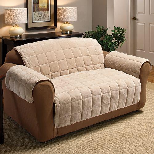 Plush Furniture Protectors