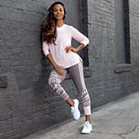 adidas x Zoe Saldana Collection Lighten Up Outfit