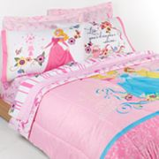 Disney Princess Dream Big Bed Set