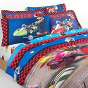 Super Mario The Race Is On Bed Set