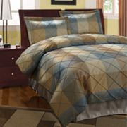 Royal Court 3-pc. Duvet Cover Set