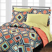 Style Lounge Diamond Comforter Set