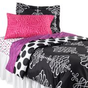 Twist by Jackie Opposites Attract Bed Set