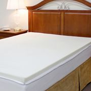 Pure Rest 1 1/2-in. Memory Foam Mattress Topper