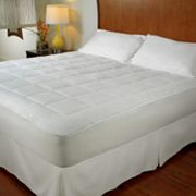 Kathy Ireland Resort All Season Reversible Mattress Pad