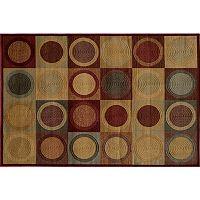 Momeni Checkers Rug