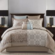 Croft and Barrow Quinn Reversible Comforter Set