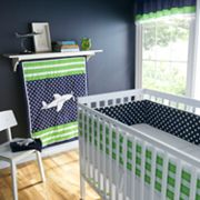 Victoria Classics Up and Away Crib Bedding Coordinates