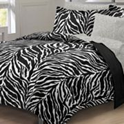 My Room Zebra Bed Set