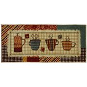 Mohawk Home Patchwork Cafe Rug