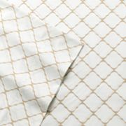 Home Classics Lattice Sheet Set