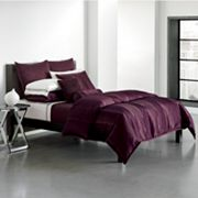 Simply Vera Vera Wang Bordeaux Bedding Coordinates