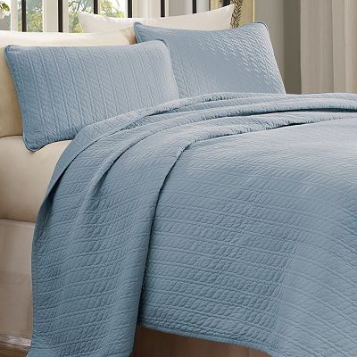 Woolrich Cable-Knit Coverlet Set