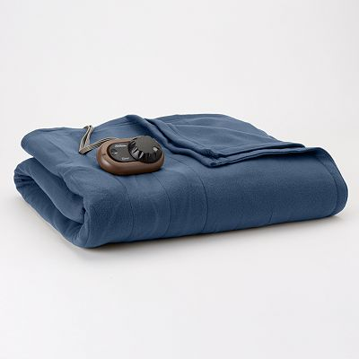 Slumber Rest Fleece Electric Blanket