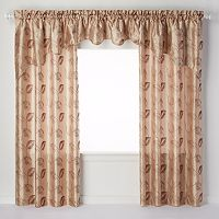 A.L. Ellis Astonish Embroidered Window Treatments