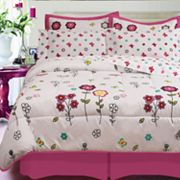 Kay Linda Dream Flower 8-pc. Comforter Set