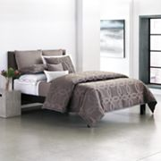 Simply Vera Vera Wang City Shadow Bedding Coordinates