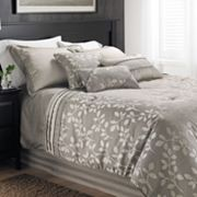 Natural Leaves 7-pc. Comforter Set