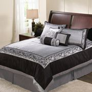 Border Scroll 7-pc. Comforter Set