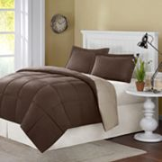 Comfort Classics Polaris Reversible Down-Alternative Comforter Set