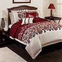 Lush Decor Estate Garden 6 pc Comforter Set
