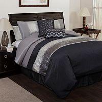 Lush Decor Night Sky 6 pc Comforter Set