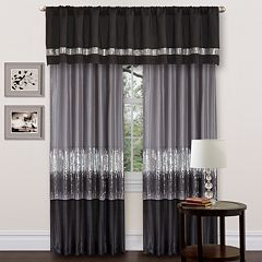 Lush Decor Night Sky Window Treatments