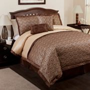 Lush Decor Leopard Bedding Coordinates