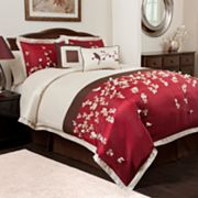 Lush Decor Flower Drops 6-pc. Comforter Set