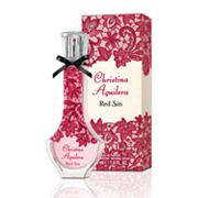 Christina Aguilera Red Sin Fragrance Collection