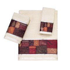 Avanti Adirondack Pine Bath Towels