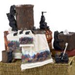 Avanti Black Bear Lodge Bathroom Accessories Collection