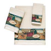 Avanti Rather Be Fishing Bath Towels