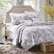 Madison Park Jasmine 6-pc. Quilted Coverlet Set