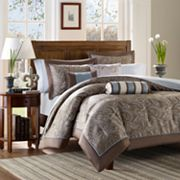 Madison Park Whitman 6-pc. Duvet Cover Set