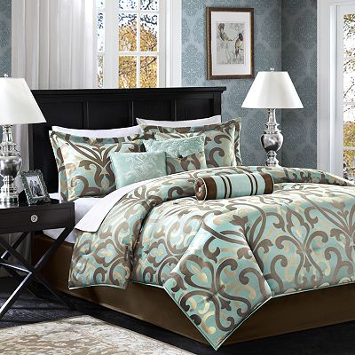 Madison Park Chinon 7-pc. Comforter Set