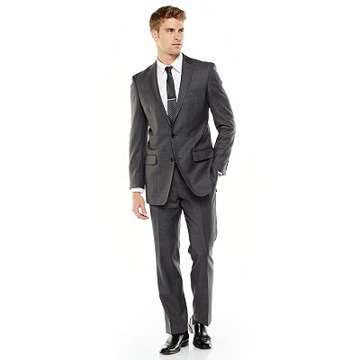 Marc Anthony Pinstripe Suit Separates