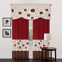 Lush Decor Royal Embrace Window Treatments