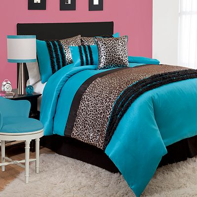 Lush Decor Kenya Comforter Set