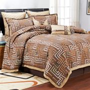 HFI Angles 8-pc. Comforter Set