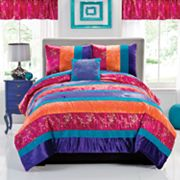 Seventeen Wild Crush Bedding Coordinates