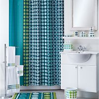 Allure Home Creations On a Dot Bathroom Accessories Collection