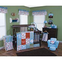Trend Lab Little MVP Crib Set