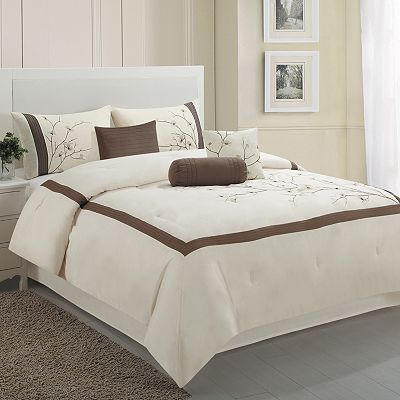 Home Classics Mai 7-pc. Comforter Set