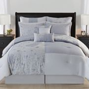 Croft and Barrow Lily 8-pc. Reversible Comforter Set