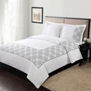 Home Classics Parker 3-pc. Duvet Cover Set