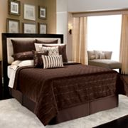 Jennifer Lopez bedding collection Instinct Coverlet